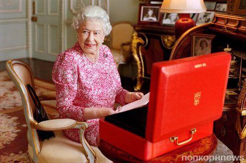 Дочь Пола Маккартни сделала новый официальный снимок королевы Елизаветы II