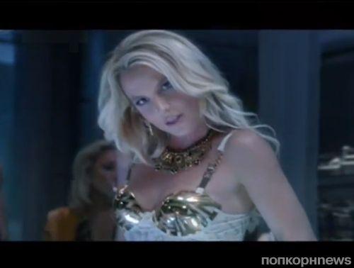 Бритни Спирс в промо-ролике своего нового альбома Britney Jean