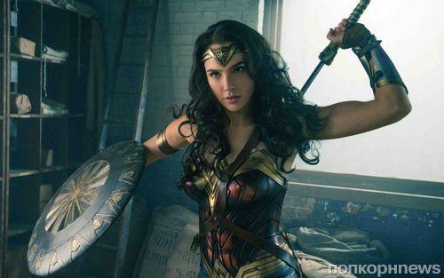 «Чудо-женщину» сравнили с «Первым Мстителем»