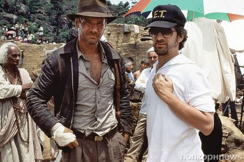 Стивен Спилберг снимет пятого «Индиану Джонса» с Харрисоном Фордом