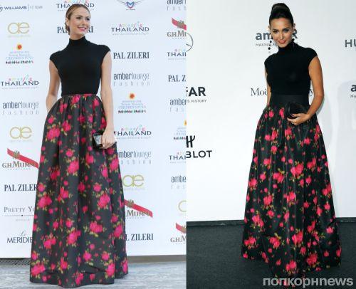 Fashion battle: Стейси Киблер и Катерина Баливо