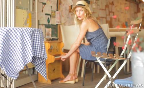 Кейт Босуорт в модном видео Seoul