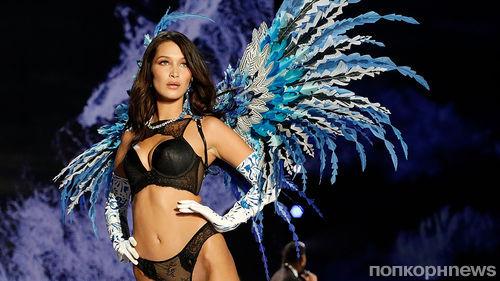 Беллу Хадид признали обладательницей самой идеальной фигуры по итогам показа Victoria's Secret