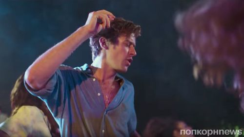 Арми Хаммер показал, как снимали сцену танцев в «Зови меня своим именем»