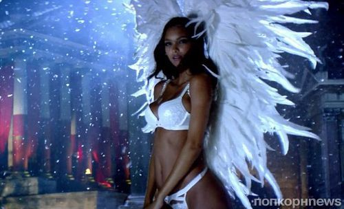 Victoria's Secret представил рождественскую рекламу