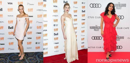 Самые стильные звезды TIFF 2018, часть первая: актрисы