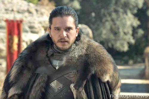 HBO запустил новый сериал про съемки 7 сезона «Игры престолов»