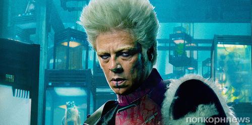 Бенисио дель Торо снимется в «Мстителях: Война бесконечности»