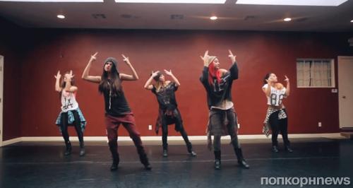 Видео: Селена Гомес снова танцует с друзьями