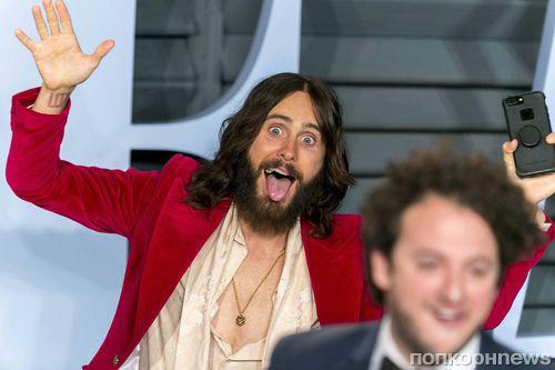 Джаред Лето пообещал сбрить бороду, если новый альбом Thirty Seconds to Mars займет 1 место в чартах
