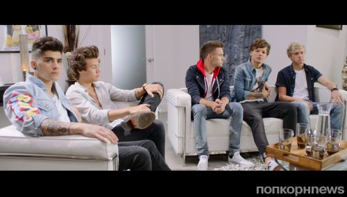 Новый клип One Direction - Best Song Ever