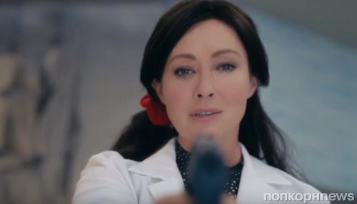 Шэннен Доэрти возвращается на ТВ после победы над раком в сериале «Смертельное влечение»