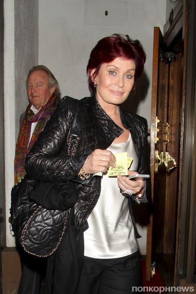 Шэрон Осборн потеряла 12,7 килограммов за три месяца