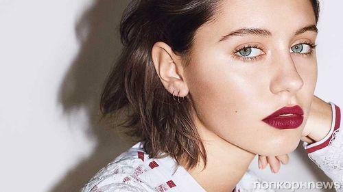 17-летняя дочь Джуда Лоу стала лицом ювелирного бренда Tiffany