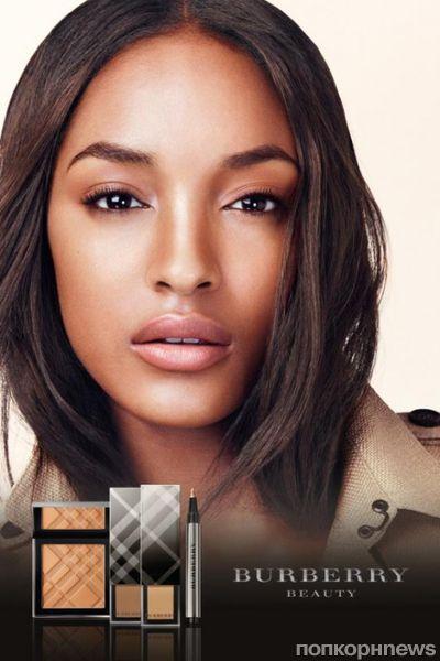 Рекламная кампания новой коллекции декоративной косметики Burberry Beauty. Весна 2012