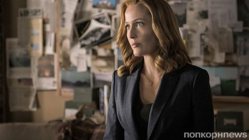 Официально: у «Секретных материалов» не будет 12 сезона в связи с уходом Джиллиан Андерсон