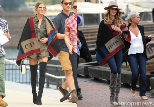 Fashion battle: Оливия Палермо и Роузи Хантингтон-Уайтли