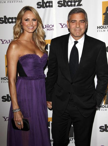 Звезды на премии Hollywood Film Awards 2011