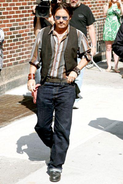 """Почему Джонни Депп согласился сняться в продолжении """"Пиратов""""?"""