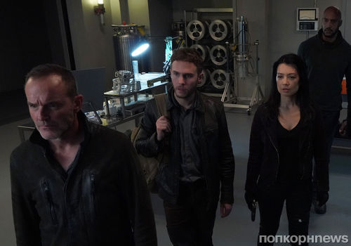 Представлен первый трейлер 6 сезона «Агентов ЩИТ»