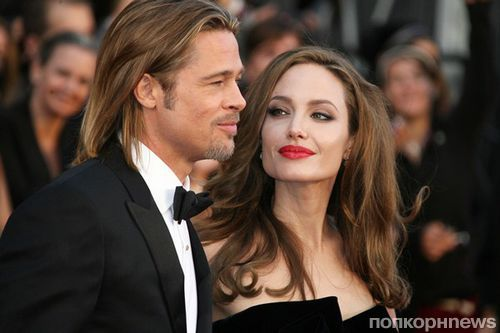 Анджелина Джоли раскрыла подробности свадьбы с Брэдом Питтом