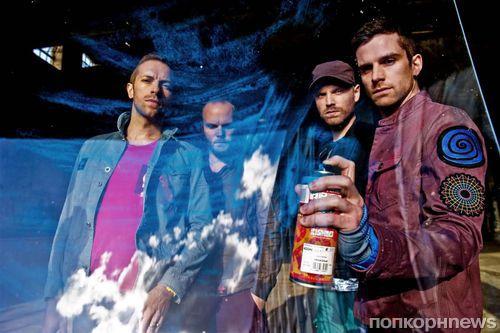 "Клип Coldplay - ""Charlie Brown"""