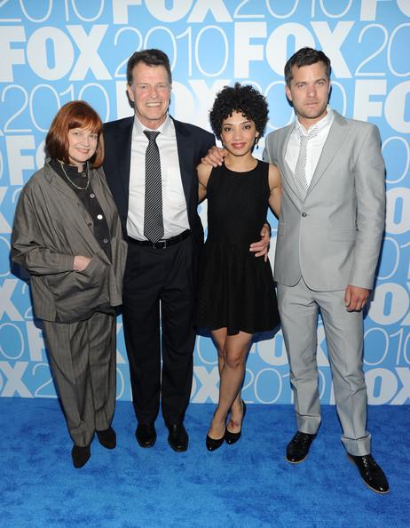 Звезды канала FOX на вечеринке 2010 FOX Upfront