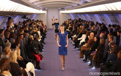 Модный показ Chanel Haute Couture. Весна / лето 2012