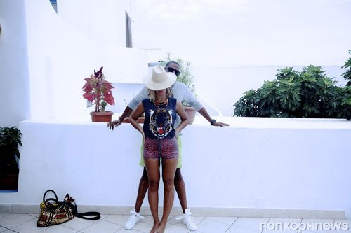 Семейные фото Бейонсе и Jay Z