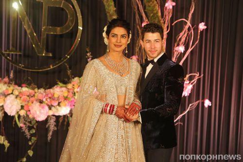 Красиво жить не запретишь: Приянка Чопра и Ник Джонас продолжают праздновать свадьбу