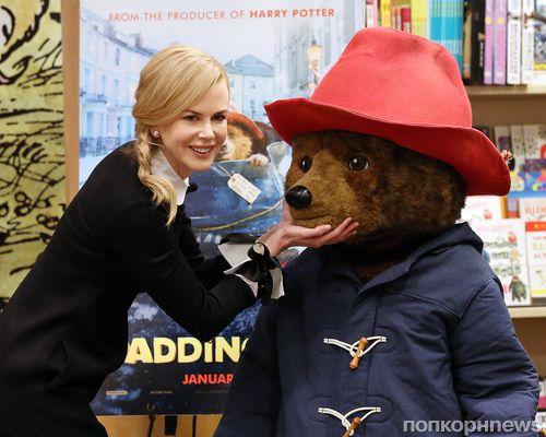 Николь Кидман представила «Приключения Паддингтона» в Брентвуде