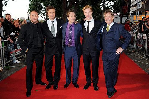 Премьера фильма «Шпион, выйди вон!» в Лондоне