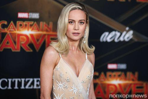 Звезда «Капитана Марвел» Бри Ларсон объяснила, почему получила за дебют в Marvel больше Роберта Дауни-младшего