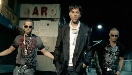 Новый клип Энрике Иглесиаса - No Me Digas Que No Feat. Wisin & Yandel