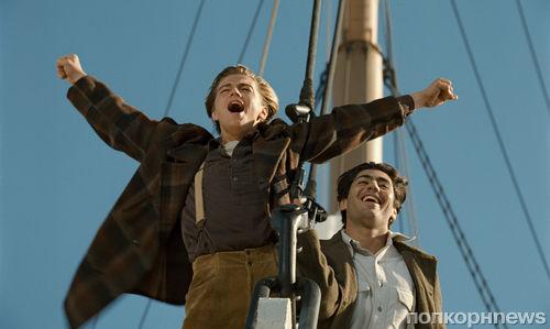 """Боб Дилан написал песню о """"Титанике"""" и Леонардо ДиКаприо"""