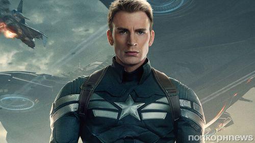 «Для меня это личное»: Крис Эванс назвал любимую сцену в образе Капитана Америки