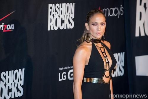Звезды на вечеринке Fashion Rocks в Нью-Йорке