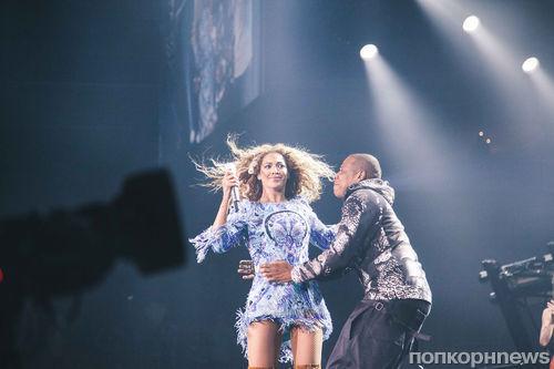 Видео: Jay Z сделал сюрприз Бейонсе