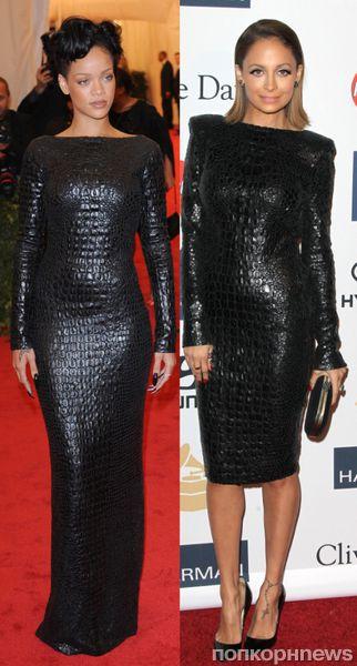 Fashion battle: Рианна и Николь Ричи
