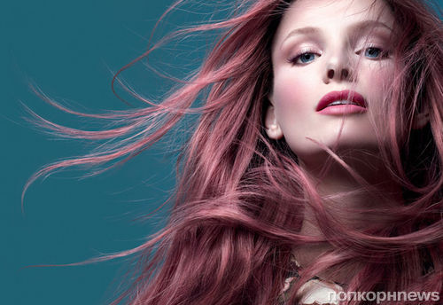 Розовая весенне-летняя коллекция Givenchy Over Rose