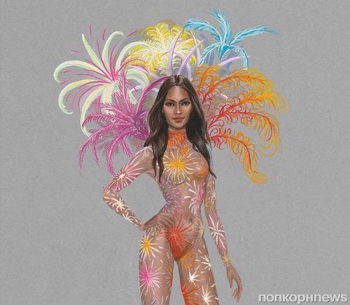 Victoria's Secret показали костюмы для предстоящего модного показа