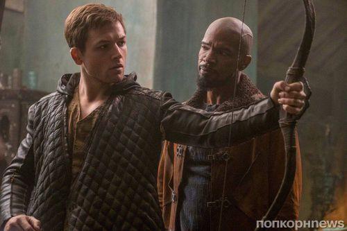 Неумелая пародия на «Темного рыцаря»: критики громят «Робин Гуд: Начало» с Тэроном Эджертоном