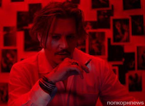Видео: Мэрилин Мэнсон и Джонни Депп сняли клип «для взрослых»