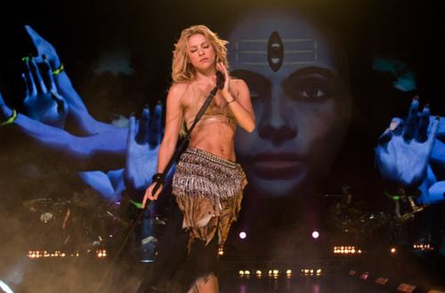 Клип Шакиры превысил 1 миллиард просмотров
