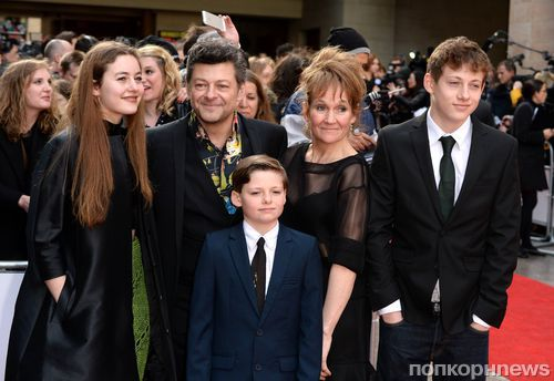 Звезды на церемонии Jameson Empire Awards 2015