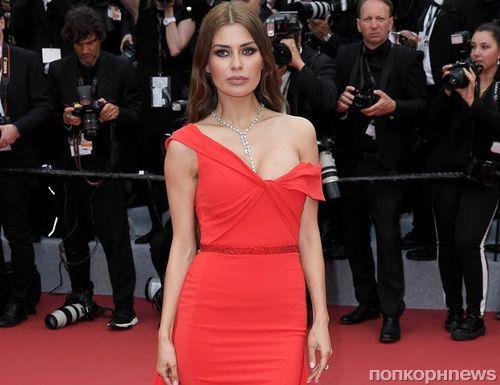 Скромно, но элегантно: Виктория Боня на красной дорожке Каннского кинофестиваля