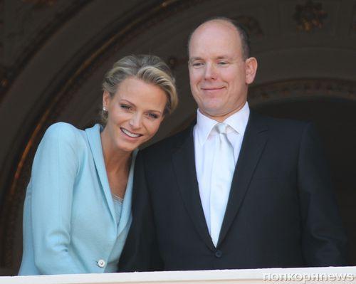Принц Альберт и принцесса Шарлин ждут ребенка
