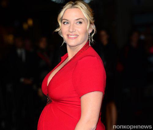 Кейт Уинслет дала своему новорожденному сыну звериное имя
