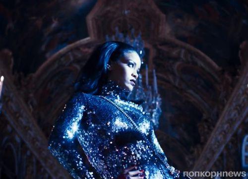 Рианна в рекламном ролике Dior Secret Garden IV: полная версия