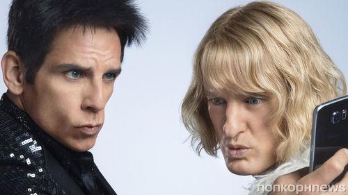 Бен Стиллер и Оуэн Уилсон на новых постерах «Образцового самца 2»